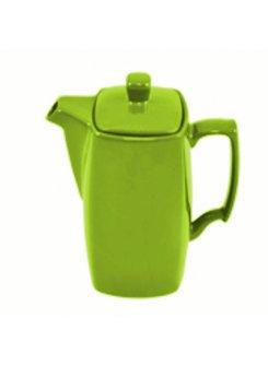 Keramický čajník 0,95L - zelená