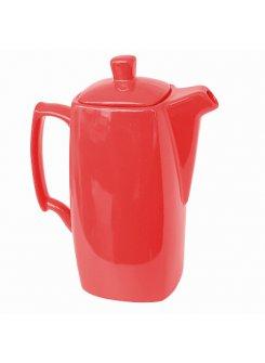 Čajník 0,95L - červená