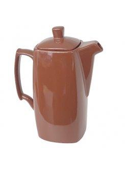 Čajník 0,95L - hnedá