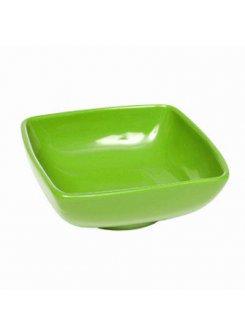 Keramická kompótová miska 11 cm - zelená