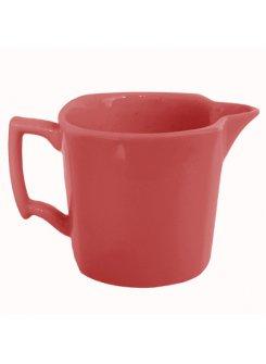Odlievka na mlieko 240ml - červená