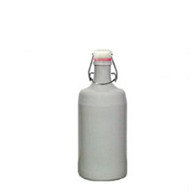 Biela fľaša s patentom 500ml