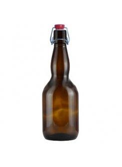 Fľaša na pivo Nice s pákovým uzáverom 0,5L