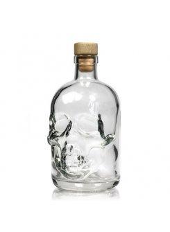Fľaša Lebka 500ml