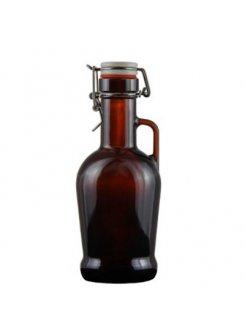 Fľaša Eternity s porcelánovým pákovým uzáverom 500ml