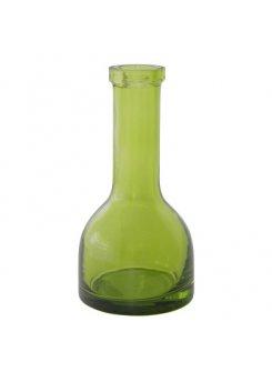 Svietnik a váza Bote - zelená
