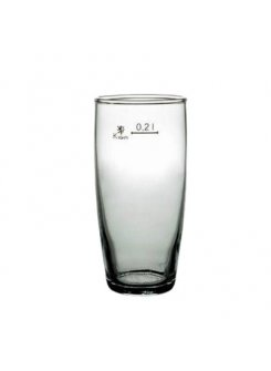 Willi Glass s ciachom 0,2L