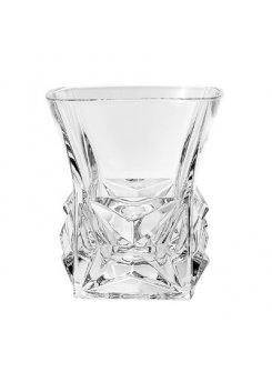 Krištáľové poháre na whisky Pyramid 280ml (6ks)