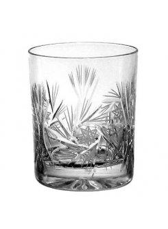 Krištáľové poháre na whisky Pinwheel Mat 360ml (6ks)