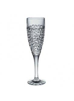 Krištáľové poháre Nicolette Flute 180ml (6ks)