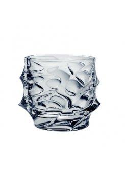 Krištáľové poháre na whisky Calypso 300ml (6ks)