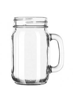 Drinking Jar Clear 488ml
