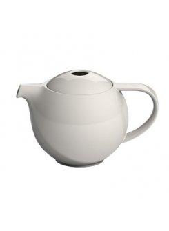 Porcelánová konvička na čaj so sitkom Pro Tea 600ml