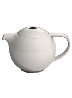 Porcelánová konvička na čaj so sitkom Pro Tea 900ml