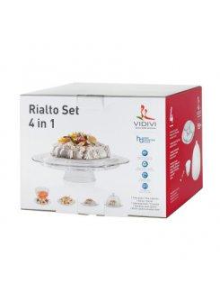 Rialto set 4 in 1